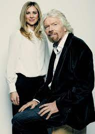 Richard and Holly Branson: A Father ...