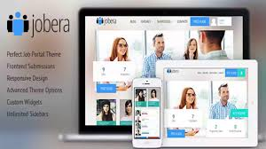 Jobera Job Portal Wordpress Theme Website Templates And Themes