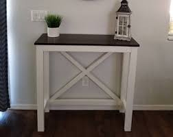 small entry table. Small Entry Table Or Desk X
