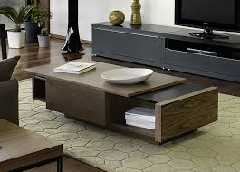 modern coffee table with storage coffee table informa tv room and lcd tv and a wooden