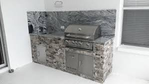 finished outdoor kitchen remodel in punta gorda florida elegant outdoor kitchens of southwest florida