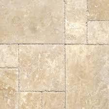 Image Kitchen Floor Tuscany Beige Travertine Field Tile In Honed Beige Allmodern Modern Floor Tile Allmodern