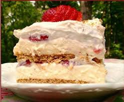 Strawberry Cream Cheese Icebox Cake By Linda B Key Ingredient