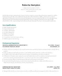 Office Assistant Resume Impressive Medical Office Assistant Resume Sample Inspirational Example Of