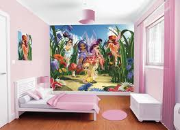 Minnie Mouse Bedroom Wallpaper Disney Minnie Mouse Wall Murals Kids Wall Stickers