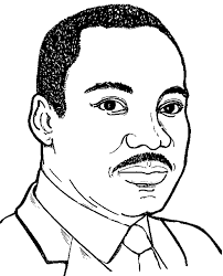 Small Picture I Have A Dream Coloring Page Black History Month Pinterest