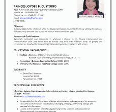 Free Professional Resume Examples By Industry Resumegenius Create