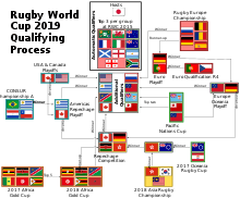 2019 Rugby World Cup Wikipedia