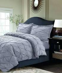 grey textured duvet cover silver pinch pleated twin set chic pinched dark gold white textured duvet cover