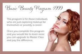 bee a certified makeup artist today