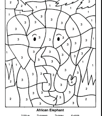 Free Math Coloring Sheets Aaccmclub