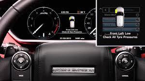 2014 Range Rover Instrument Panel Land Rover Usa