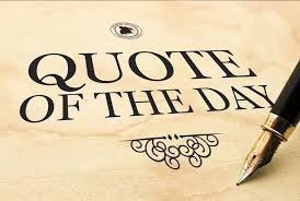 What Is The Quote Of The Day Custom Quote Of The Day Welcome To CoachForeorg