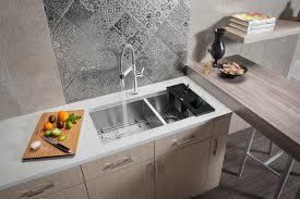 Sink With Cutting Board