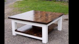 topic to nifty thrifty momma farmhouse style coffee table diy