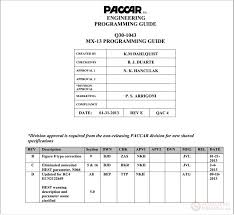 paccar mx13 programming guide auto repair manual forum heavy more the random threads same category