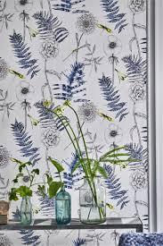Dit Kleurrijke Behang Maakt Jouw Interieur Vrolijk Acanthus Moss