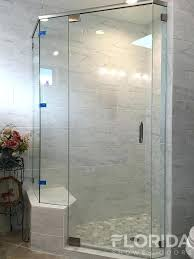euro shower fully pivot shower enclosure with euro header and chrome finish euro glass shower doors