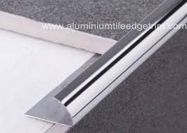 external corner stainless steel tile trim stainless steel quarter round trim
