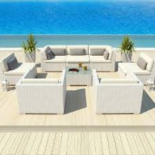 white outdoor furniture. Patio Furniture, As Well Tasteful Benches, Discount Lawn Chairs, Umbrellas, Outside Grosfillex Furniture Canada Canopies, Dreamy Hammocks, White Outdoor R