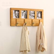 Picture Frame Coat Rack
