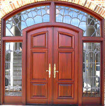 front double doorsWooden Exterior Front Entry Double Doors Wood