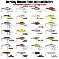 Berkley Flicker Shad Jointed 5 Kingfisher Precision Fishing