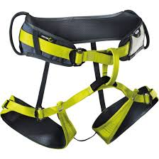 Edelrid Harness Size Chart Womens Austin Ii Climbing Harness Oasis Anthracite L