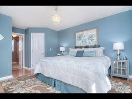 Blue and White Bedroom Ideas - YouTube