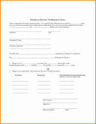 35 Great Employment Verification Letter Template Pdf Pictures