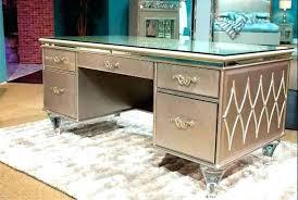 glass top office table. Glass Office Desk Desks Air Park Luxury Top Table