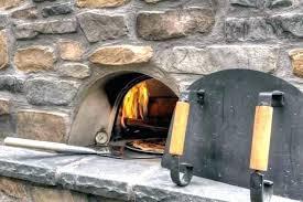 pizza oven door outdoor fireplace with traditional antique cast iron bread doors for le deeco aztec pizza oven doors