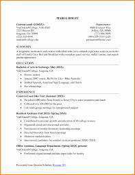 Lpn Graduate Resume Elegant Resumes For New Graduates Fieldstation