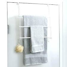 charming behind the door towel holder behind door towel rack over the door towel bar bar bronze install a shower door towel vine door towel holder