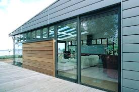 exterior glass walls residential overd uk