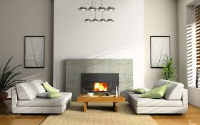 architectural interior design. Interior Design Large-size Simple Modern Home Living Room With Gray Small Fireplace Architectural \