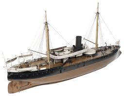 Rupert (1872); Warship; Ironclad ram - National Maritime Museum. Maritime  MuseumModel ShipsBoat ...