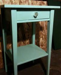 End Table Paint Ideas Ikea Hack Painted Nightstand Annie Sloan Chalk Paint Never New