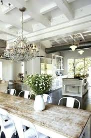 kitchen crystal chandelier farm style chandelier beautiful room rustic farmhouse style white master kitchen crystal chandelier kitchen crystal chandelier