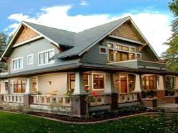 american craftsman homes outdoor bungalow house plans screened porches designs front craftsman cottage style homes wrap