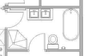 Bathroom Plans Jack And Jill Image Of Home Design