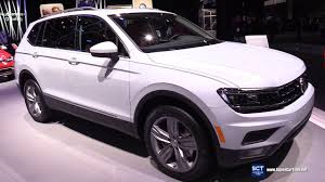 2018 volkswagen tiguan lwb. modren lwb 2018 volkswagen tiguan lwb 4motion  exterior and interior walkaround  debut at 2017 detroit auto s throughout volkswagen tiguan lwb a