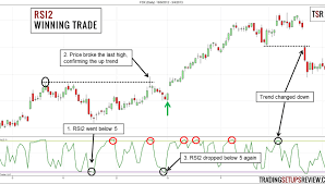 Rsi Chart Online How I Trade With Only The 2 Period Rsi Stocks And