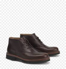 leather boot shoe footwear brown png