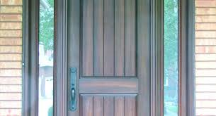 glass door inserts exterior with blinds entry window s the villages fl