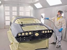 how to spray paint your car auto painting work repair