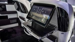 2018 rolls royce phantom interior. modren rolls hidden rear infotainment to 2018 rolls royce phantom interior