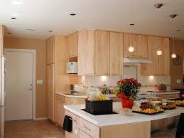 Maple Finish Kitchen Cabinets Cabinet Wood Finish Feature Maple Designer Cabinets Granite Tile