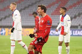 Hansi Flick and Thomas Müller dumbfounded over Bayern Munich's missed  opportunities against PSG - Bavarian Football Works