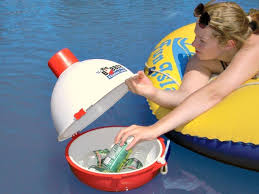 big bobber won t catch fish but will keep drinks cool getdatgadget